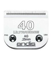"Andis AG Blade - Surgical Very Close Cutting 1/125"" Size 40 - Superior"