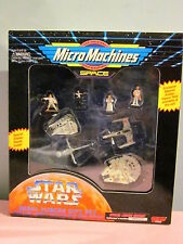 Star Wars Micro Machines Rebel Forces Gift Set w/Exclusive Admiral Ackbar Sealed