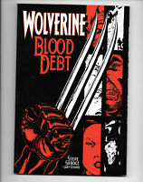 Wolverine Blood Debt #1 2001 VF TPB 1St. Print Marvel Comics