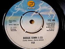 "FLB - BOOGIE TOWN   7"" VINYL"