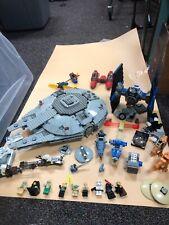 Star Wars LEGO SET LOT  MINI FIGURE ACCESSORIES