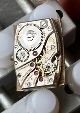 Vintage WITTNAUER WATCH Caliber 73 REVUE Swiss Movement 1950s 1960s for repair