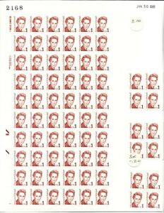 Mint USPS Postage - Mixed! 72 of the 1 Cent Stamps & 70 of 4 Cent Stamps - MNH