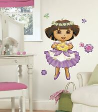 RoomMates Rmk1668Gm Nickelodeon Dora the Explorer Enchanted Forest Peel & Stick
