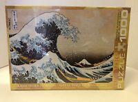 1000 Piece Great Wave Of Kanagawa Puzzle By Katsushika Hokusai-Eurographics NEW