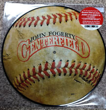 John Fogerty - Centerfield Picture Disc Vinyl LP RECORD STORE DAY RSD 2018 CCR