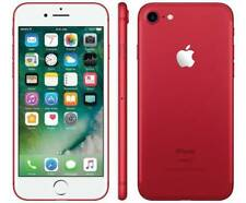 Apple iphone 7 128 Go A1778 iOS 4G LTE Désimlocké GSM 12 MP Rouge Smartphone