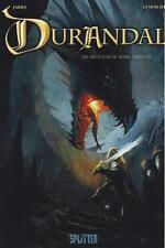 Durandal 4, Splitter