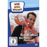"""WILLI WILLS WISSEN """"SCHIFF AHOI (HAFEN)/..."""" DVD NEU"""