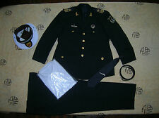 Obsolete 07's series China PLA Navy Man NCO Uniform,Set,Black.