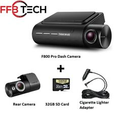 Thinkware F800 PRO KIT 2CH 32GB Full HD  WIFI GPS Night Vision + Rear Cam