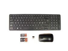 DELL KM714 Wireless Keyboard & WM514 Mouse Combo Set NORDIC Layout