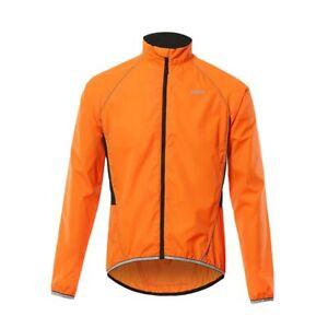 Men Cycling Wind jacket Waterproof MTB Reflective Wind Coat Windbreaker