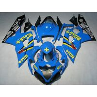 New RIZLA INJECTION ABS Plastic Fairing For SUZUKI GSXR1000 GSXR 1000 2005-2006
