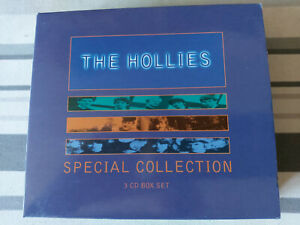THE HOLLIES Spezial Collection  3x CD Box  60 Tracks