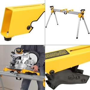 miter saw workstation tool mounting brackets | dewalt rail pair sliding dwx new