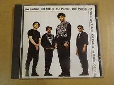 CD / JOE PUBLIC