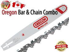 "Oregon 18"" Chainsaw Bar & Chain 180SLHK095+72LGX068G For Husqvarna Jonsered Solo"