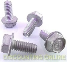 4 PACK HEX HEAD SCREWS REPLACES  MTD 710-1260A, 910-1260A SPINDLE 710-1260A HUB