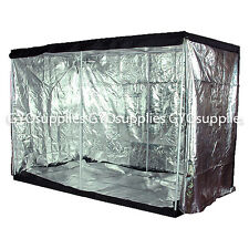 "96""x48""x78"" Non Toxic 100% Reflective Mylar Hydroponic Indoor Grow Tent room Box"