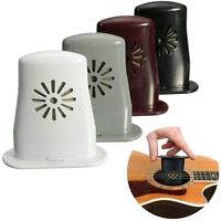 Acoustic Guitar Bass Sound Holes Humidifier Black Moisture Reservo JH