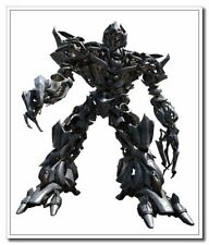 """Transformers Megatron 12""""x8"""" Movie Silk Poster For Home Shop Cool Gifts Hot"""