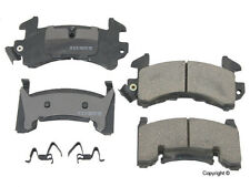 Disc Brake Pad Set fits 1978-1992 Pontiac Firebird Grand Prix Bonneville  MFG NU