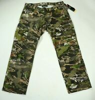 Men's Under Armour Hunting Field Ops Pants Forest Camo [Multi Size] 313212-940