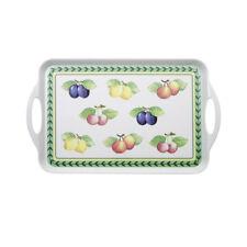 VILLEROY & BOCH French Garden Kitchen Tablett Porzellantablett Servierplatte