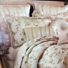 J. Queen New York Sophia Sand Euro Pillow Sham , 26 * 26 in. New