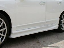 Side Skirts INGS Style Body Kit for Acura CSX 2006, 2007, 2008, 2009, 2010-12