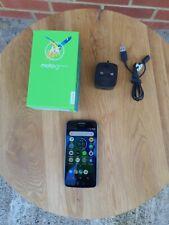 Motorola G5 Plus Unlocked Moto Mobile Phone (Broken Screen but Functional)