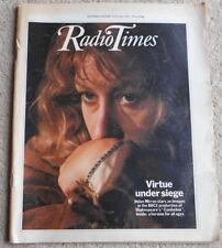 Vintage Radio Times magazine.. July 1983 TV & Radio.  articles.  listings.