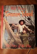 Walt Disney's Treasure Island. Walt Disney - 1952 ID:12520 The Story of the Film