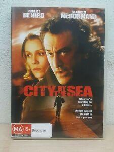 CITY By The SEA DVD Robert De Niro James Franco - SAME / NEXT DAY POST SYDNEY