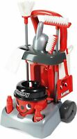 Casdon Henry Hoover Deluxe Cleaning Trolley Little Helper Role Play Kids BN