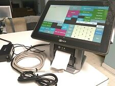 NCR Silver 7744-1012-8801 Android Tablet POS Register / Printer (Lot of 5)