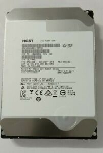 "HGST 6TB 7.2K SATA 6G 3.5"" HDD 118000032 0F21860 HUS726060ALA640 NO CADDY"