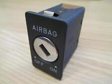 Schalter Airbag ON OFF Audi A4 B6 8E A6 4B 8E0919237 Airbagdeaktivierung