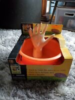 VINTAGE Toys R Us Hand Animated Talking Candy Bowl MOTION ACTIVATED HALLOWEEN