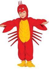 Disfraces de bebé color principal rojo de bebé