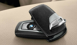 Original BMW Schlüsseletui Urbanline Grau - 82292219913