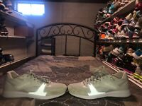 Reebok Classic UL 6000 Mens Athletic Running Training Shoes Size 11.5 Gray White