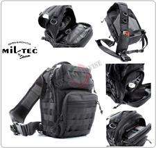 Zaino Monospalla Porta Pistola ASSAULT Small Backpack Over One Shoulder MIL-TEC