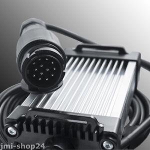 12V LED Kontrollbox Rücklicht Lastwiderstand Anhänger 13 Pin Control Box noerror