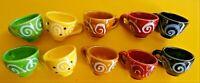 Lot de Tasses céramique pour Dinette poupée lot 10 pièces