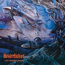 Brainticket - Past Present & Future [New CD]