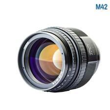 NEW lens Helios 40-2 f/1.5 85 mm m42 Mount
