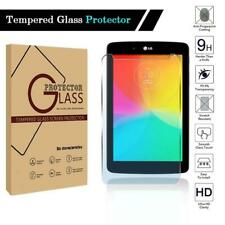 """Tempered Glass Screen Protector Cover Film For 7"""" 8"""" 8.3"""" LG G Pad Tablet"""