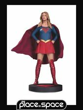 Supergirl TV Show Supergirl Warner Bros Estatua De Dc